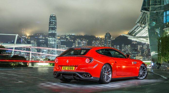 Ferrari FF and Novitec Torado Aventador