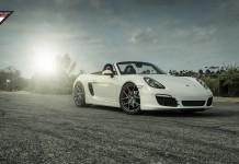 Porsche Boxster S by Vorsteiner