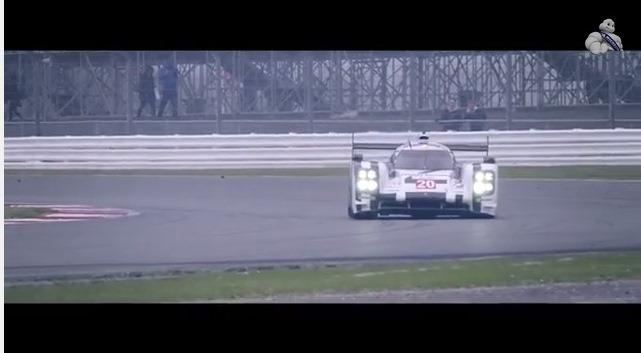 Porsche Le Mans Film