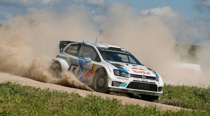 WRC: Sebastien Ogier Wins Lotos 71st Rally Poland