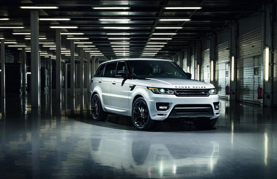 Range Rover Sport Stealth Pack to Debut at Goodwood 2014