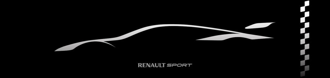 500hp Nismo Powered RenaultSport Trophy Racer Teased