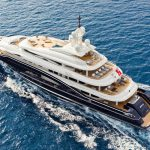 High Power III Superyacht by Rossinavi