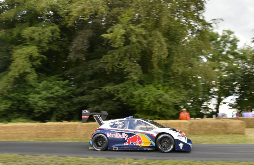 Sebastien Loeb Sets Fastest Goodwood Festival of Speed Shootout Time