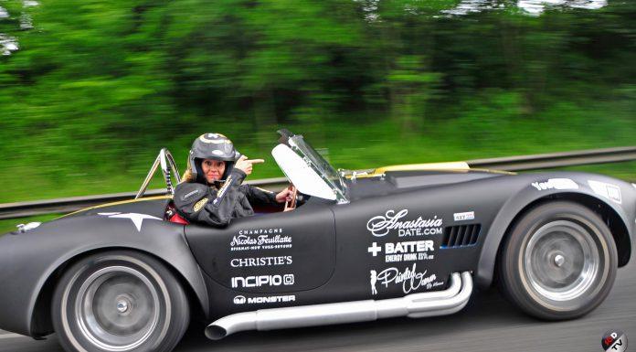 800+hp Shelby Cobra