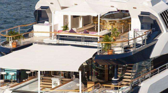 85 Meter Solandge Superyacht