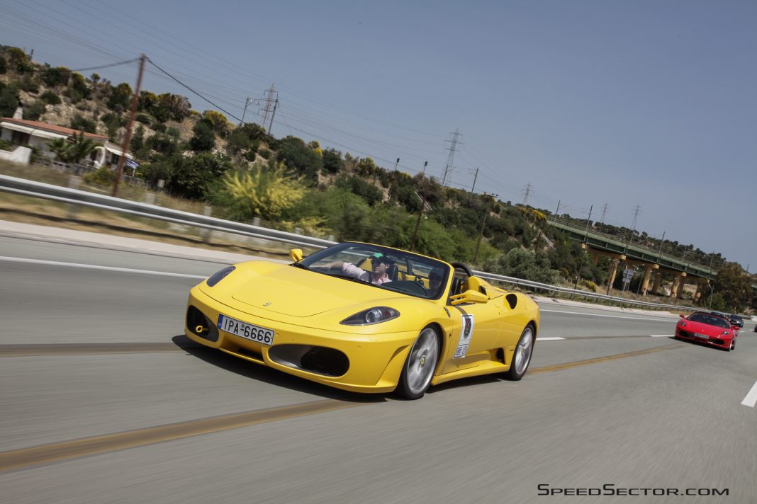 Greece to Monza Road Trip by SpeedSector