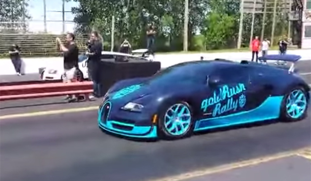 Video: Bugatti Veyron Super Sport vs Grand Sport Vitesse!
