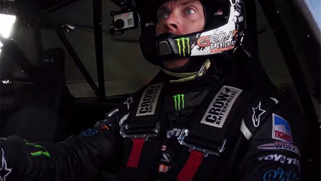 Video: More Angles of World Longest Car Jump Crash