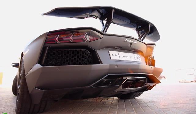 Video: iPE Exhaust Equipped Lamborghini Aventador Shoots Flames!