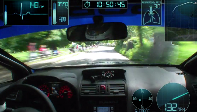 Video: Subaru's Complete Record-Setting Isle of Man TT Record Lap