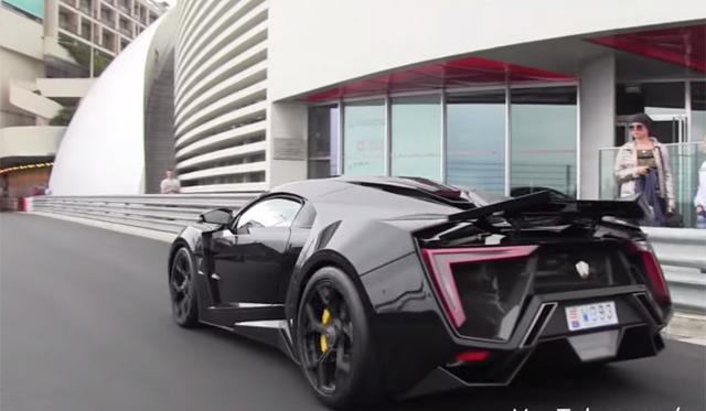 Video: Hear the $3.4 Million Lykan Hypersport on the Road