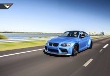 Vorsteiner BMW E92 M3 GTRS3 Widebody
