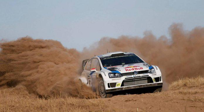 WRC Rally Italia