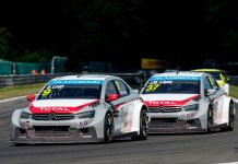 WTCC: Race of Belgium at Spa Francorchamps