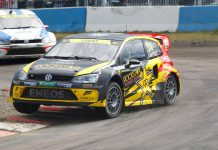 Tanner Foust Wins World RX of Finland!