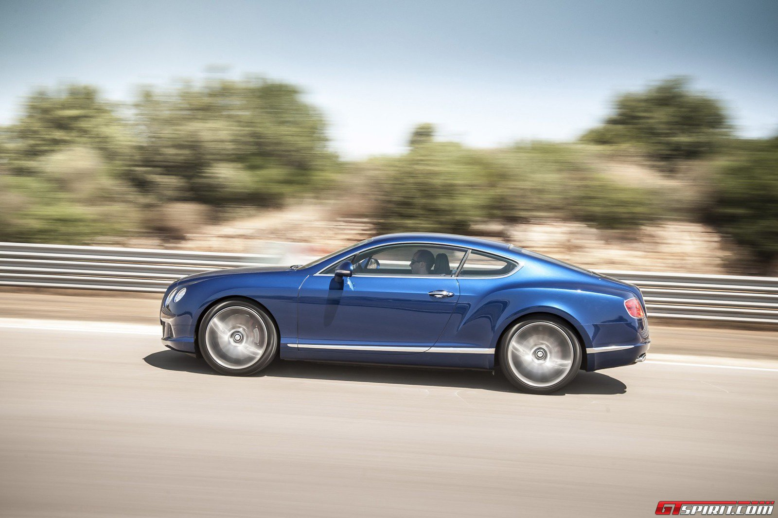 2014 Bentley Continental GT Speed Review  GTspirit