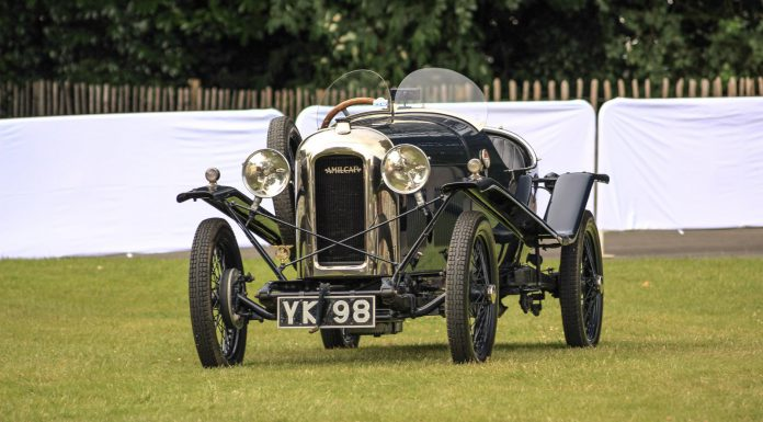 Goodwood Festival of Speed 2014 Cartier Concours Lawn