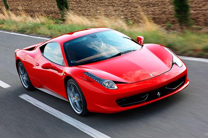 670hp Ferrari M458-T Likely to Launch at Geneva Motor Show 2015