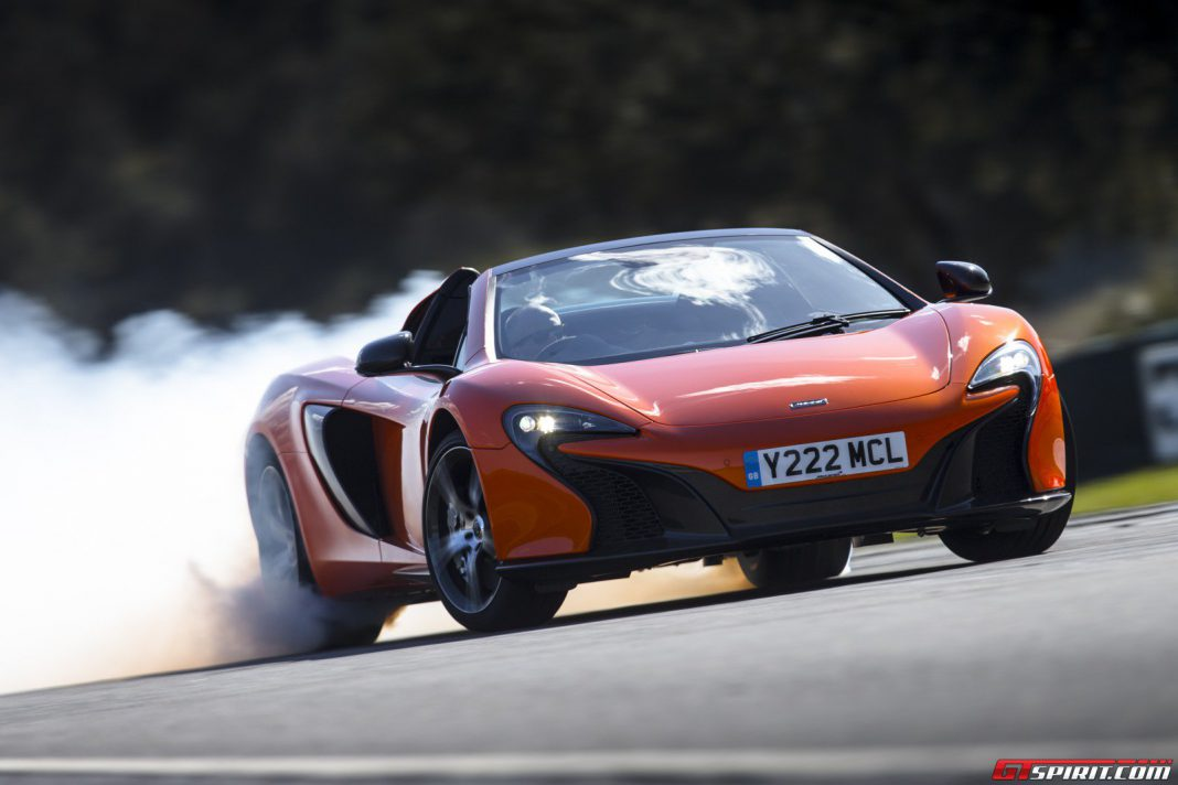 McLaren P13, P15, P16 and 'Groundbreaking' 2+2 on the Cards