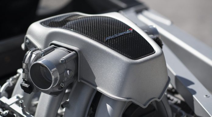 McLaren 3.8-litre Twin-Turbo Picks Up Engine of the Year Award