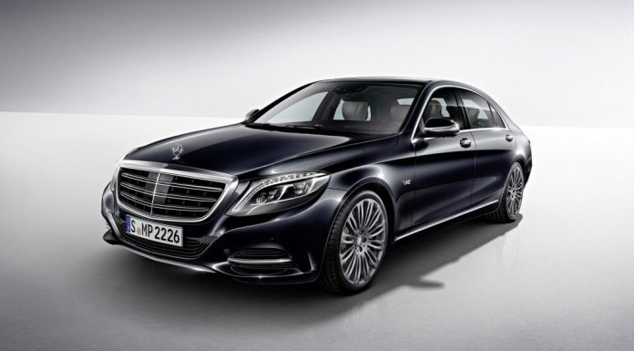 Mercedes-Benz S-Class Pullman Could Cost $1 Million