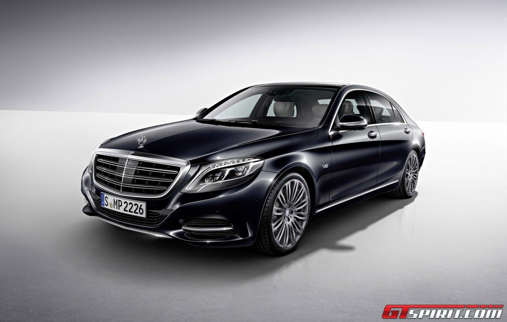 14aa0e9337f 11 New Mercedes-Benz Models to Hit Market by 2020 - GTspirit