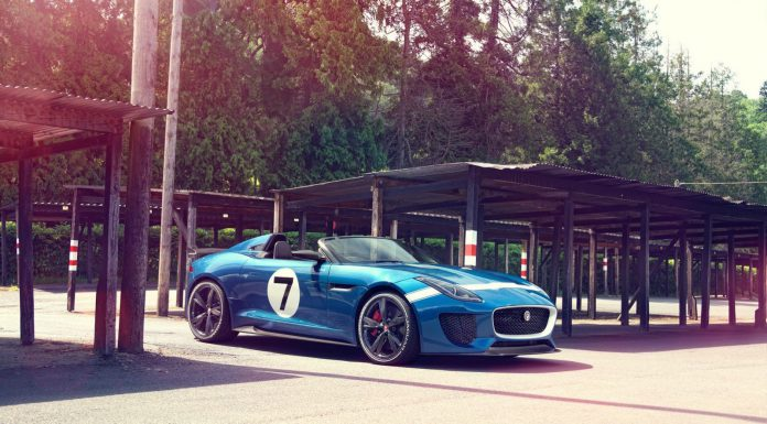 Jaguar Land Rover Special Operations Revealing New Model at Goodwood