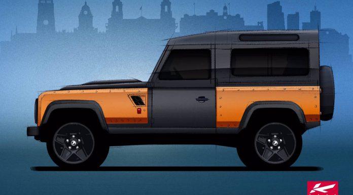 Kahn Design Working on Bespoke Aston Martin and Land Rover Defender