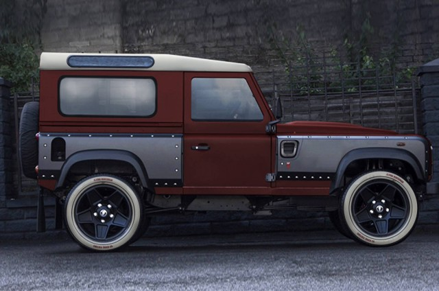 Kahn Design Working On Bespoke Aston Martin And Land Rover