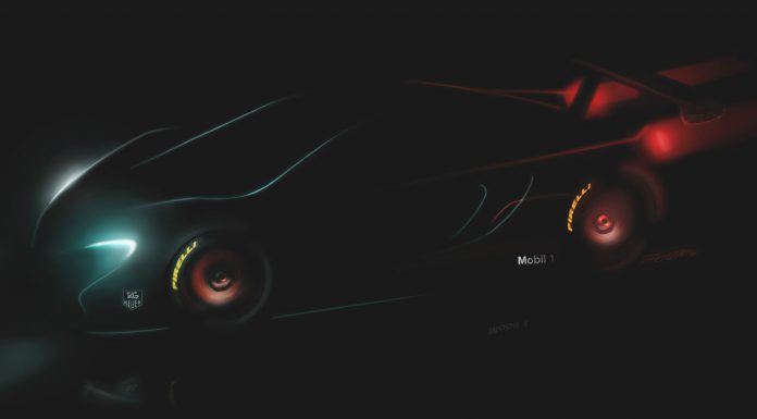 McLaren 650S GT3 Racer Debuting at Goodwood Festival of Speed 2014