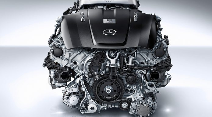 503hp, 4.0-litre Twin-Turbo V8 Confirmed for 2016 Mercedes-AMG GT