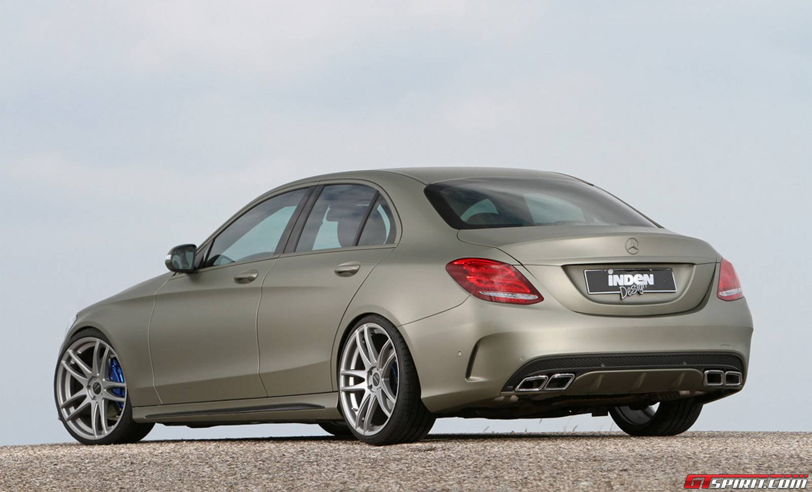official 2014 mercedes benz c class by inden design gtspirit. Cars Review. Best American Auto & Cars Review