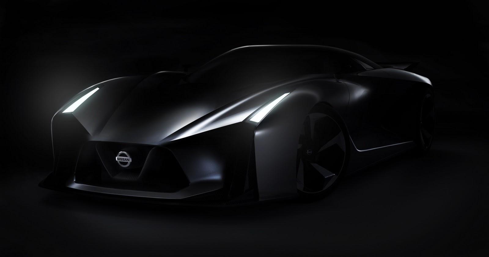 Nissan Teases Mysterious New Sports Car Concept; Next-Gen ...