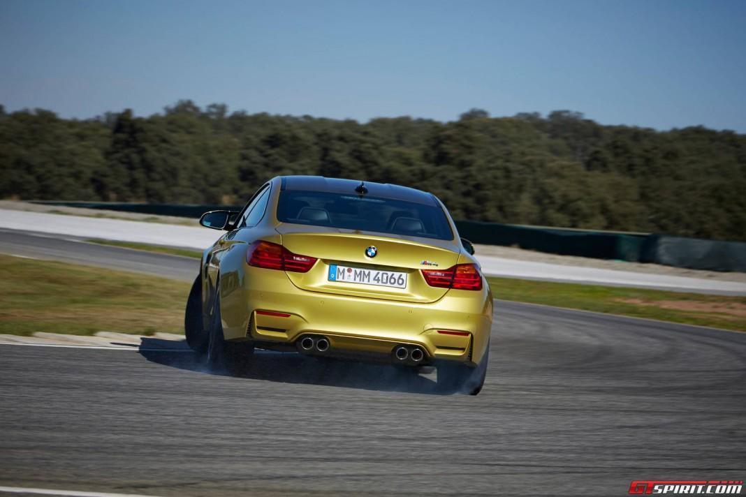 2014 BMW M4 Laps Nurburgring in 7 Minutes 52 Seconds