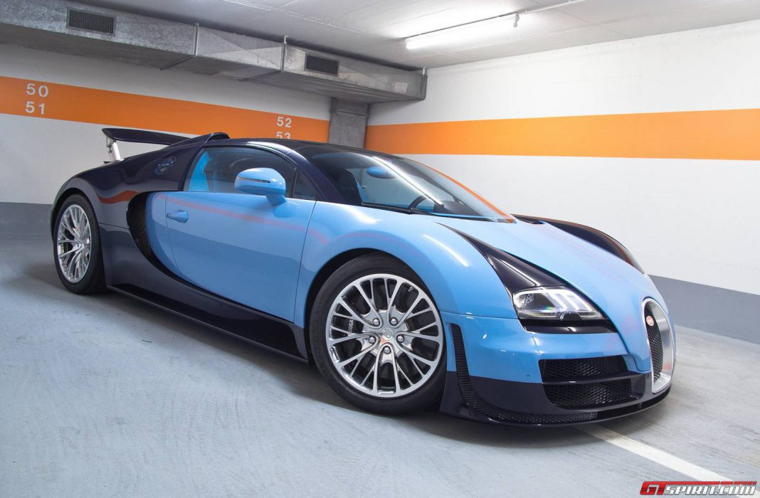 Bugatti Veyron Vitesse Jean-Pierre Wimille Legend Edition