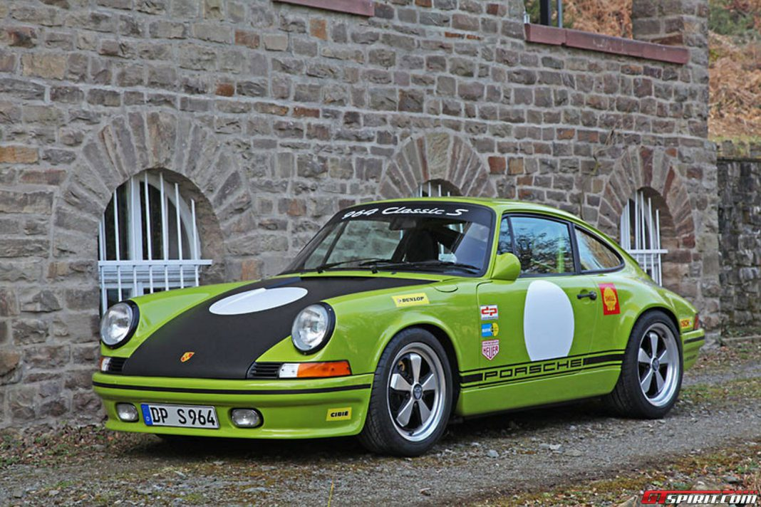 Porsche DP 964 Classic S by DP Motorsports