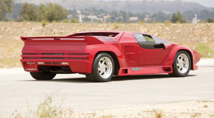 1992 Vector W8 Twin Turbo For Sale