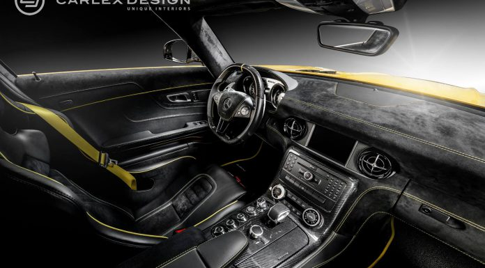 Official: Mercedes-Benz SLS AMG Black Series by Carlex Design