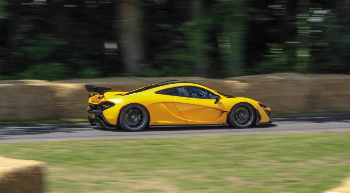 Michelin Supercar Hill Climb at Goodwood Festival of Speed 2014