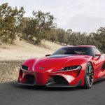 New Toyota FT-1 Concept Being Made to Gauge Customer Interest