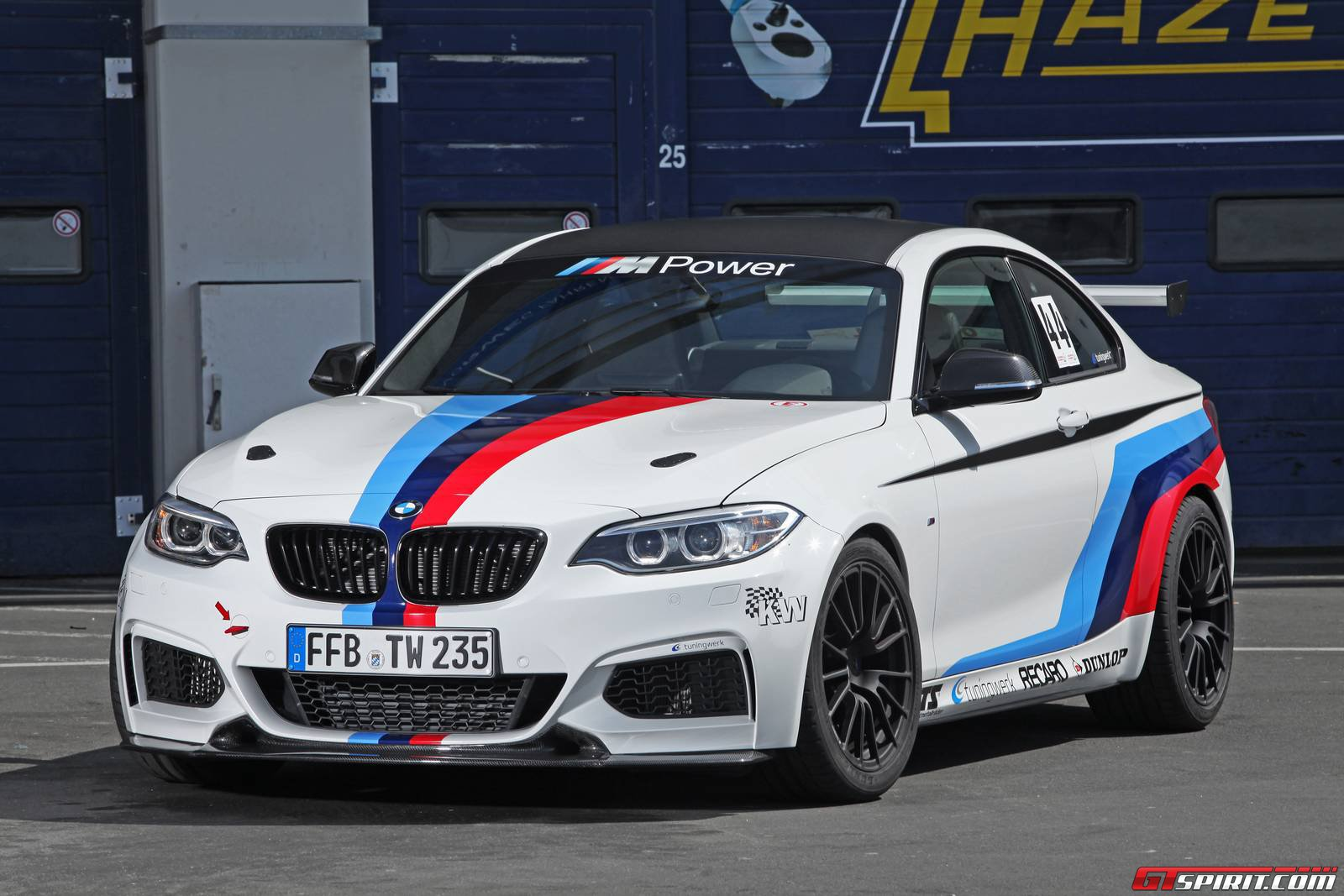 Official Bmw M235i Rs By Tuningwerk Gtspirit