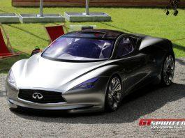 Adrian Newey Could Develop Halo Infiniti Supercar