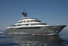 $70 Million Superyacht For Sale in Italy
