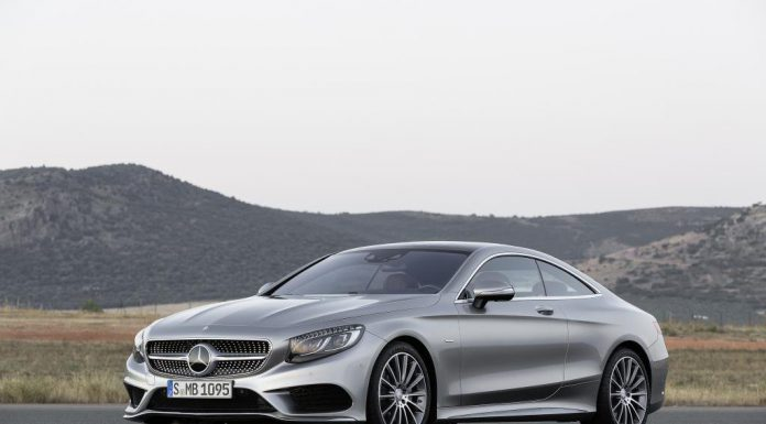 Mercedes-Benz S 500 Coupe to Receive 9-Speed 'Box Next Year