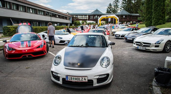Gallery: 2014 Velden International Sports Car Festival by Davor Kuhelj
