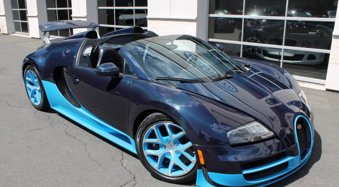 Two Bugatti Veyron Grand Sport Vitesses For Sale at U.S. Dealer