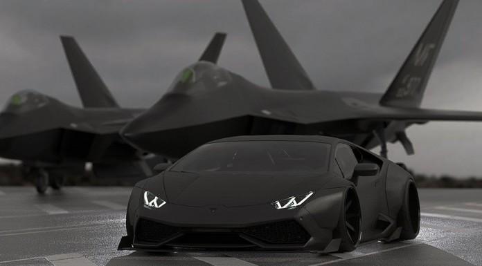 Lamborghini Huracan LB Walk