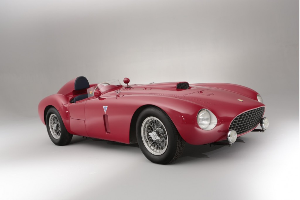 Rare Ferrari 375 Plus Fetches $18.3 Million at Goodwood
