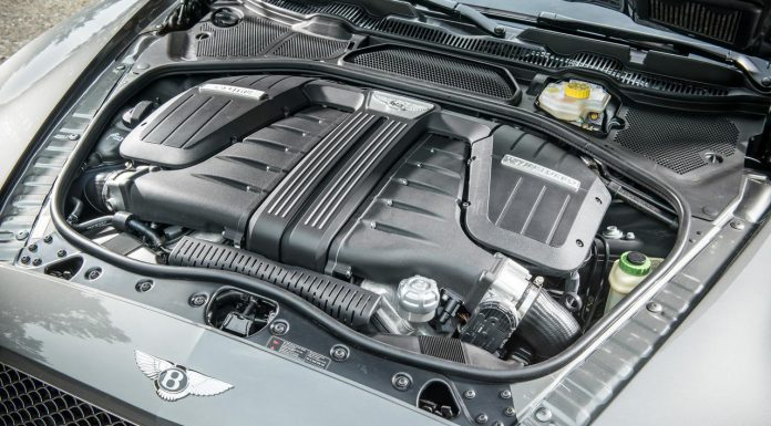Bentley to Retain Range Topping W12 Engines